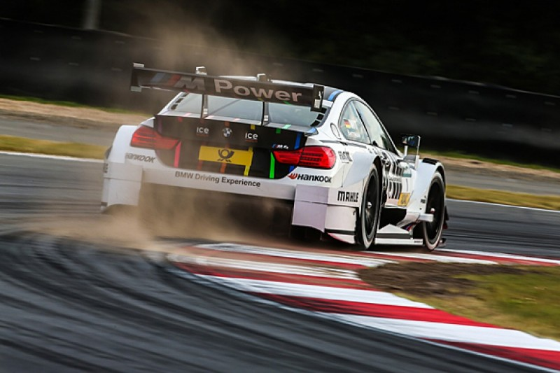 Moscow DTM: Marco Wittmann sets practice pace for BMW