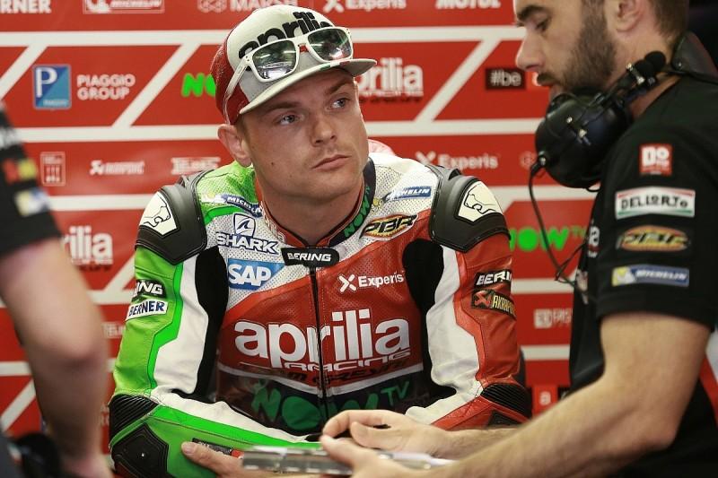 Aprilia MotoGP team talking to potential Sam Lowes replacements