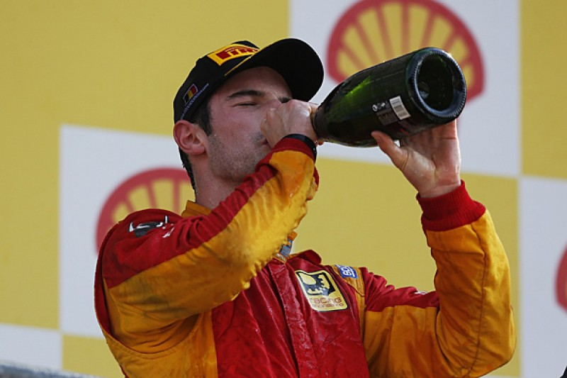 Alexander Rossi hopes GP2 surge sways Haas Formula 1 team for 2016