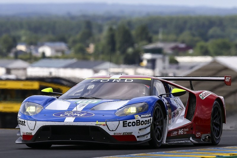 Ferrari's Bird suspects Ford BoP games ahead of Le Mans 24 Hours