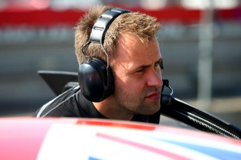 Jonny Adam to race GTE Pro Aston Martin in Nurburgring WEC round