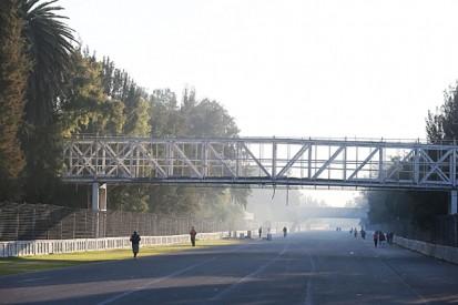 Mexican Grand Prix track 90 per cent ready for Formula 1 return