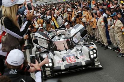 Le Mans 24 Hours winner Porsche extends LMP1 programme to 2018