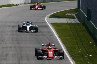 Mercedes and Ferrari F1 teams mirror Azerbaijan GP tyre choices