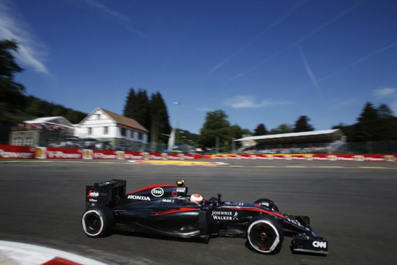 Jenson Button admits McLaren-Honda's 2015 F1 goals have changed