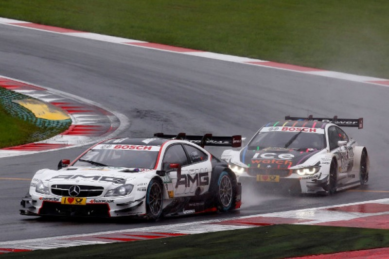 DTM analysis: Mercedes' rise, BMW's fall in 2015