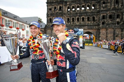 Sebastien Ogier looking to secure WRC title in Australia next month