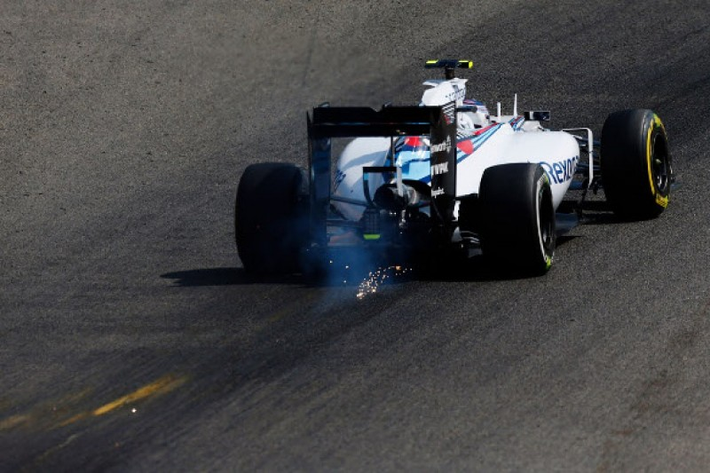 Williams F1 team must stop mistakes after mix-up - Valtteri Bottas