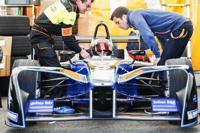 James Rossiter keen on Formula E chance after surprise Berlin test