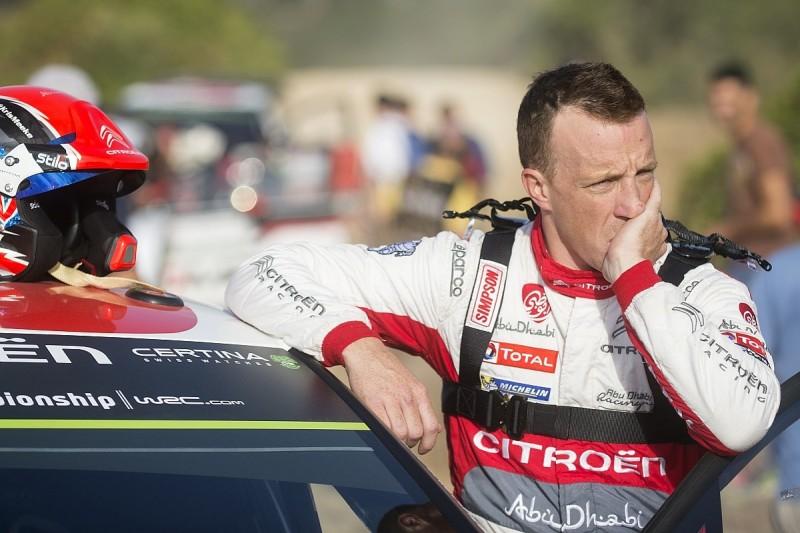 Citroen drops Kris Meeke for Andreas Mikkelsen for Rally Poland