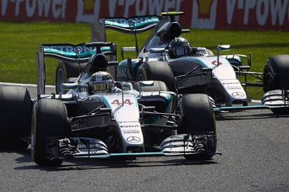 Mercedes F1 team urges Nico Rosberg to up his game in qualifying