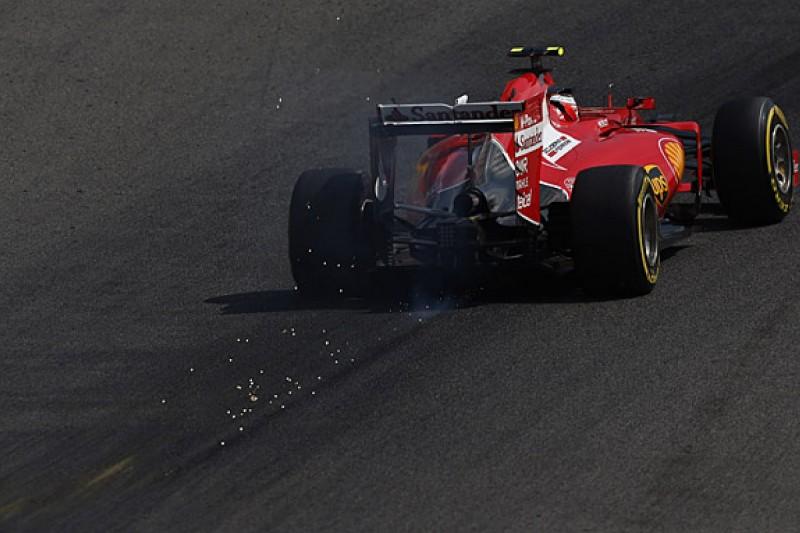 Kimi Raikkonen believes Ferrari deserves better luck in F1