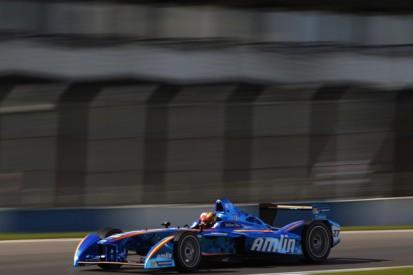 Andretti back to season-one powertrain for 2015/16 Formula E season