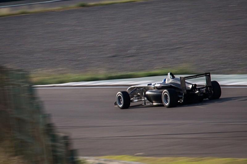 Russian ArtTech F3 car logs testing miles ahead of race debut
