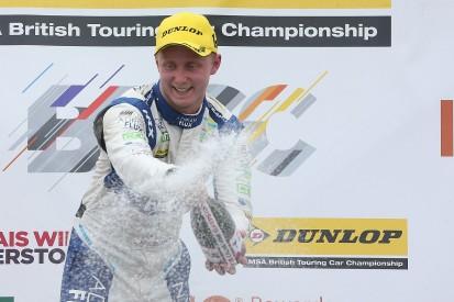 BTCC Croft: Ash Sutton edges Colin Turkington by 0.6s in race one