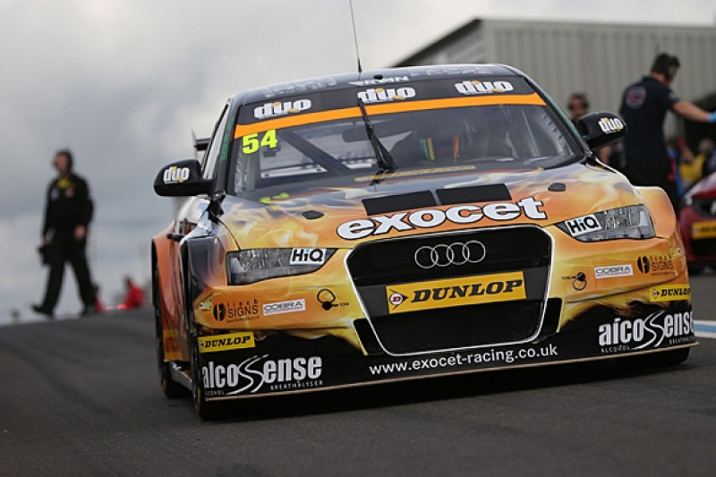 BTCC suspends one of Rob Austin Racing's TOCA BTCC licences