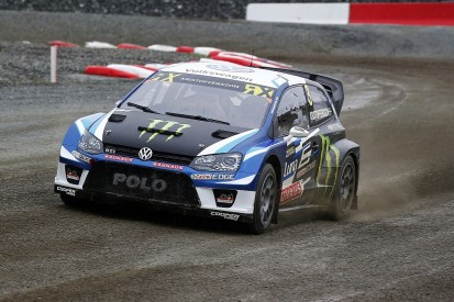 World RX Hell: VW's Johan Kristoffersson adds to points lead