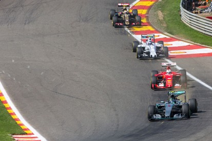 Belgian GP: Mercedes F1 team ruled out 'risky' one-stop strategy