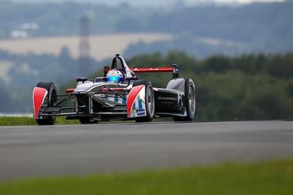 Sam Bird tops first day of final pre-season Formula E test