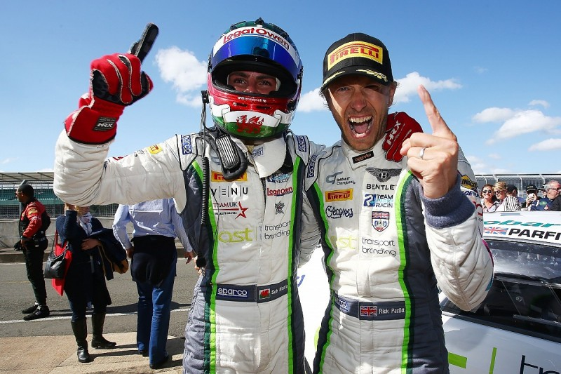 Team Parker takes dominant British GT Silverstone 500 win