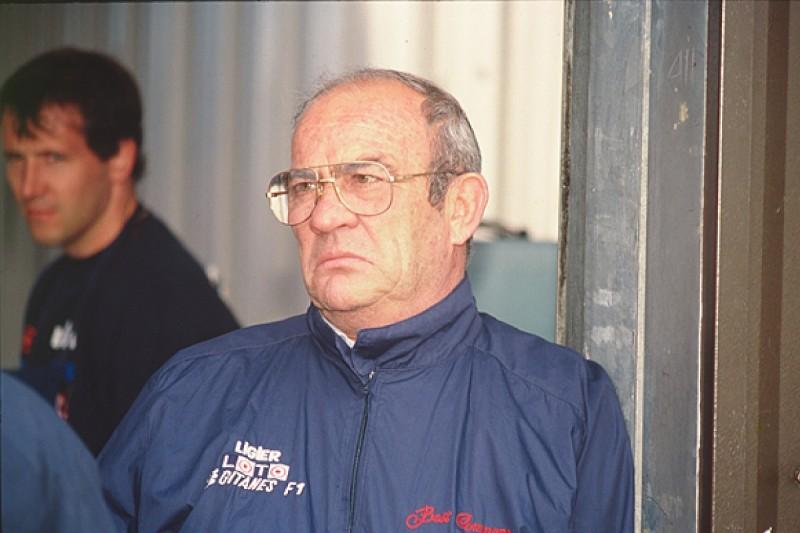 Former Formula 1 team boss and racing driver Guy Ligier dies