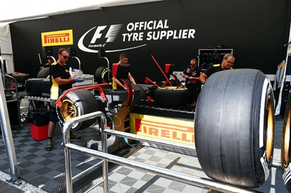 Pirelli says F1 teams ignored request for tyre limits in 2013