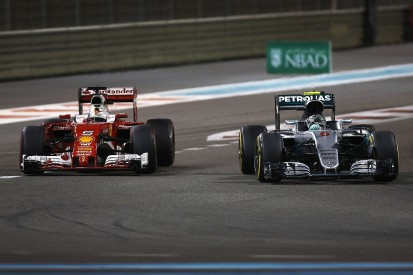Toto Wolff could see Nico Rosberg racing for Ferrari in Formula 1