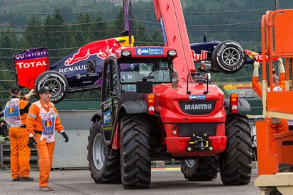 Red Bull F1 team plans engine penalties for Italian GP at Monza