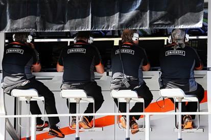 FIA forced to clarify Formula 1 radio clampdown ambiguities