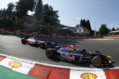 Pierre Gasly surprised by Daniel de Jong move before GP2 crash