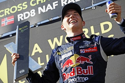 Hell World Rallycross: Timmy Hansen leads Peugeot one-two