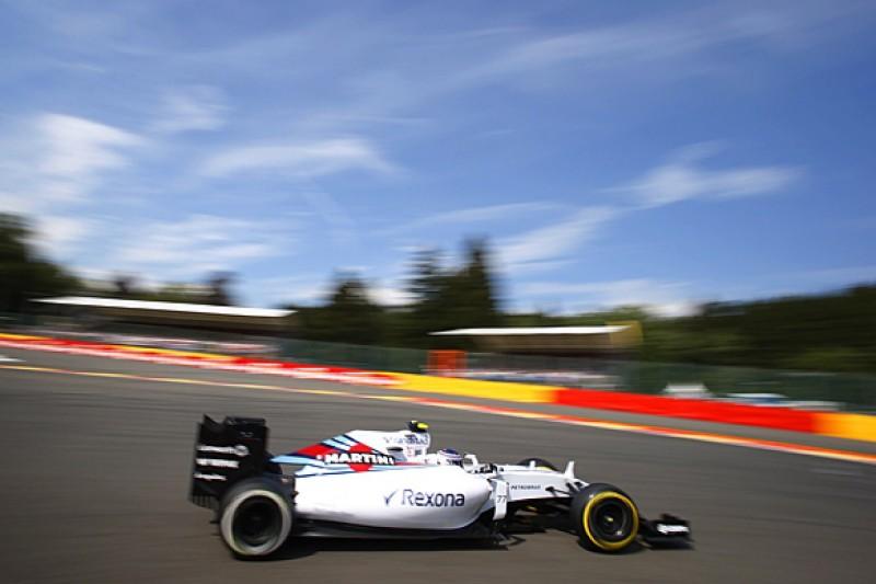 Belgian GP: Williams F1 team apologises for Bottas tyre mix-up