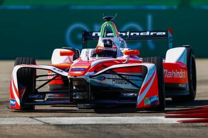 Formula E Berlin: Rosenqvist beats Buemi to race-two pole