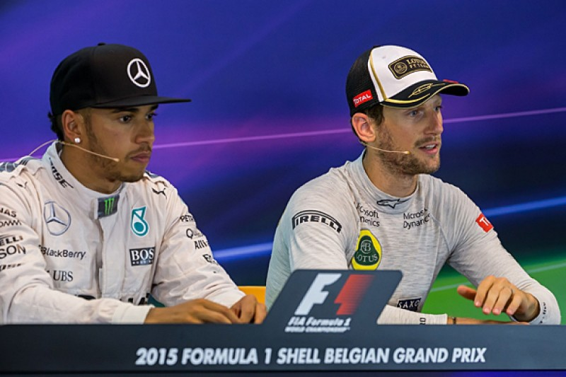 Belgian GP: Post-race F1 press conference transcript