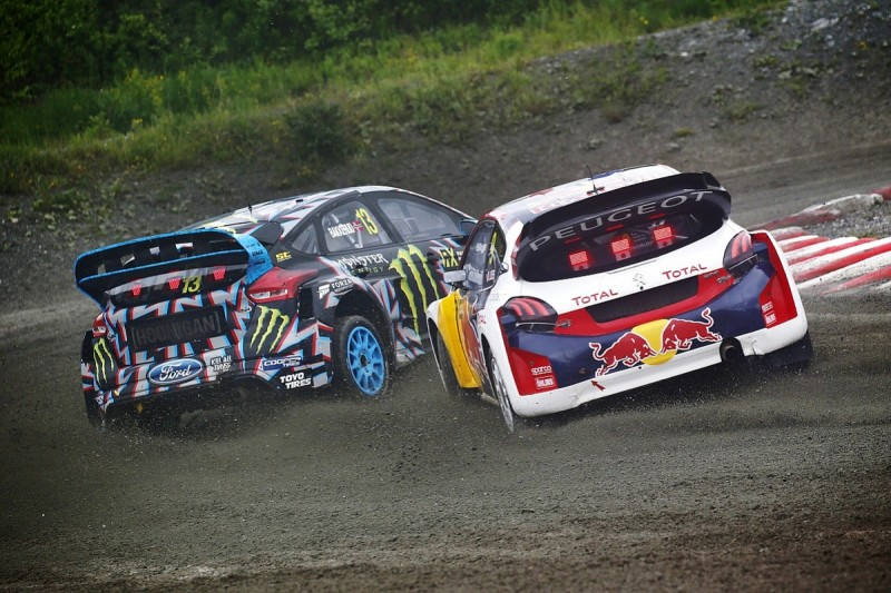 WRX Hell: Andreas Bakkerud qualifies top of intermediate class