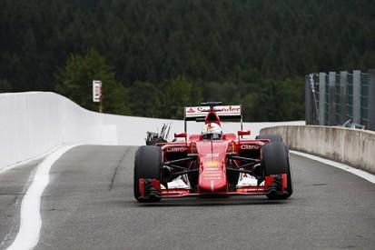 Belgian GP: Pirelli surprise at Ferrari tactic after Vettel blowout