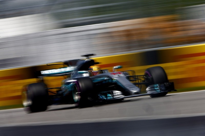 Hamilton's Canadian GP pole doesn't mean Mercedes' problems solved