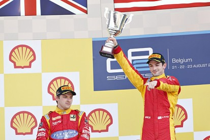 Spa GP2: Rossi leads King home for Racing Engineering one-two