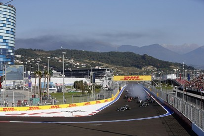 Russian Grand Prix could become F1's next night race from 2017