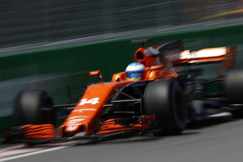 Fernando Alonso: McLaren-Honda 'very, very competitive' in Canada