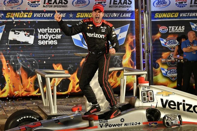 Texas IndyCar: Will Power wins crash-strewn race for Penske