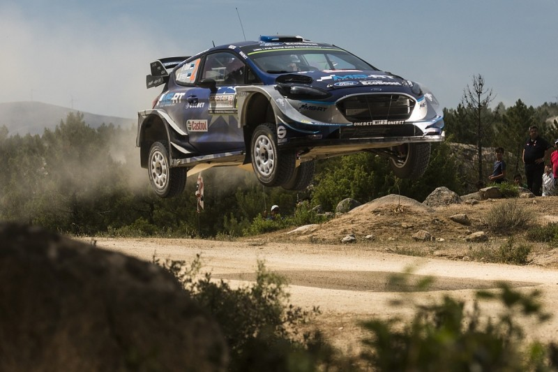 Rally Italy Sardinia: M-Sport's Ott Tanak on brink of first WRC win