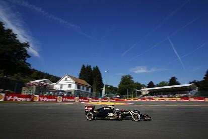 Belgian F1 GP: Grosjean, Maldonado defend Lotus amid troubles