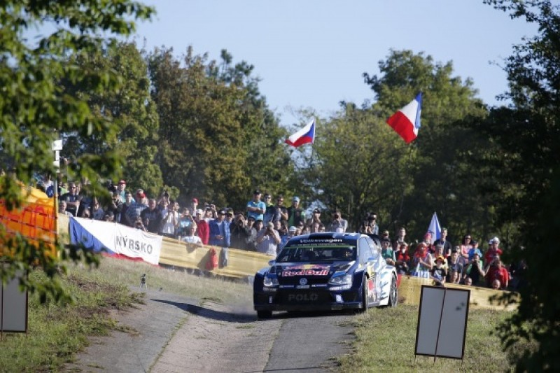 WRC Rally Germany: Dominant Ogier leaves Latvala puzzled