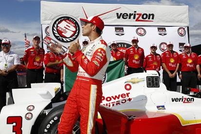 Pocono IndyCar: Castroneves pole, Montoya 19th, crash for Kimball