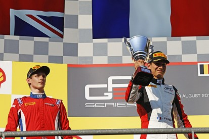 Spa GP3: Esteban Ocon penalised, Emil Bernstorff gets race one win