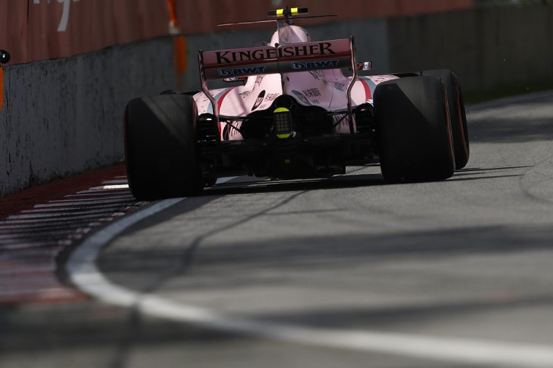 Force India and Williams boosted by latest Mercedes F1 engine spec