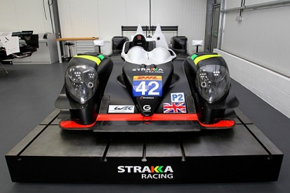 Strakka reveals new livery for Gibson LMP2 car ahead of WEC return