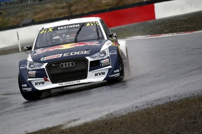 WRX Hell: Mattias Ekstrom tops the order at the end of day one