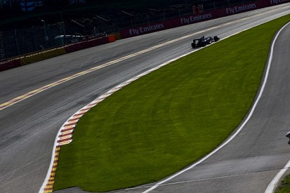 Belgian F1 GP: McLaren's Button and Alonso resigned to lonely race